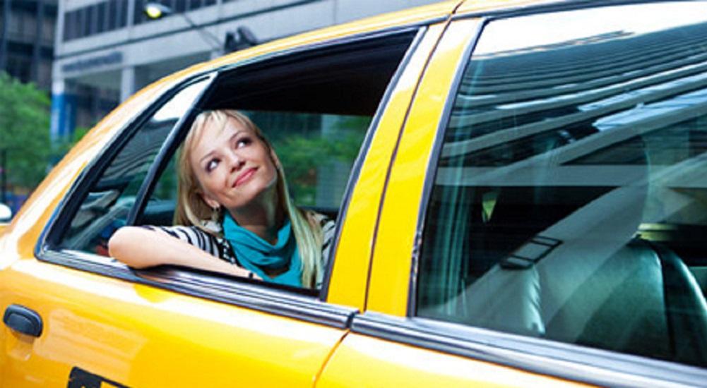 где чаще ловят такси